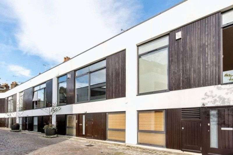 1 Bedroom Flat for sale in 4C Shirland Mews, London