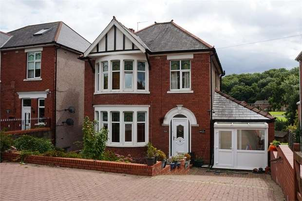 4 Bedrooms Detached House for sale in Chepstow Road, NEWPORT