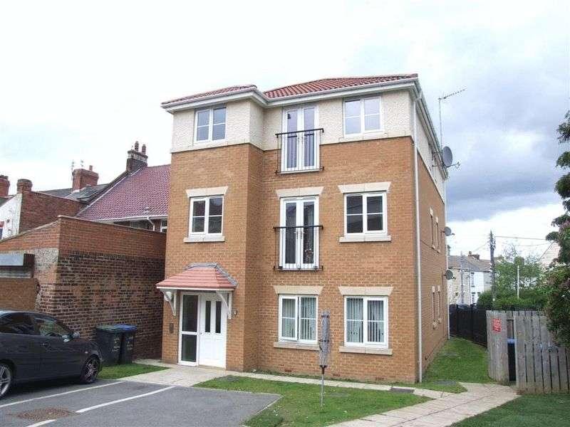 2 Bedrooms Flat for sale in Burdon Court, Peterlee