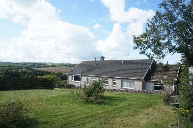 3 Bedrooms Detached Bungalow for sale in Poundstock, Bude