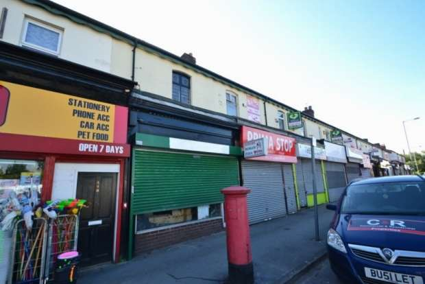 1 Bedroom Commercial Property for sale in Gorton Road Reddish Sk5 6rx Stockport