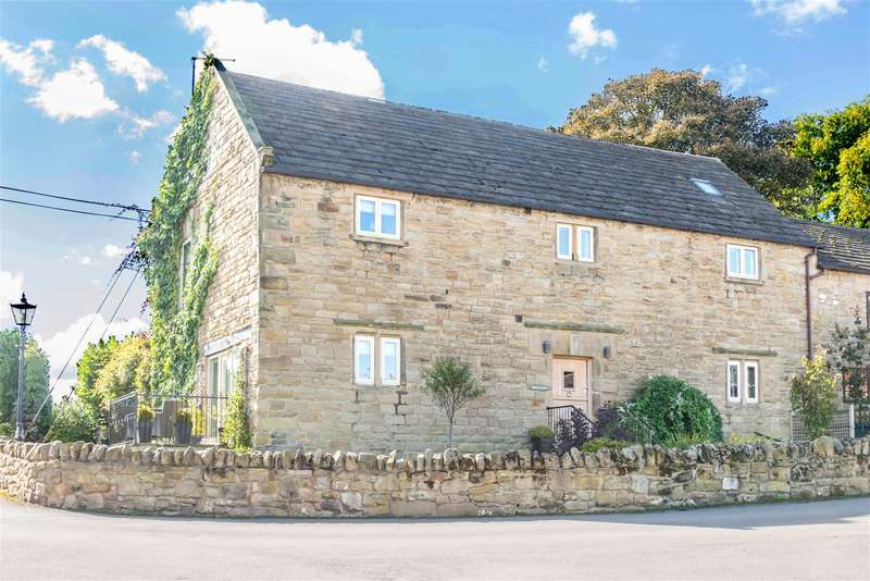 4 Bedrooms Detached House for sale in Mistle Barn, Caulk Lane, Swaithe, Barnsley, S70 3QG