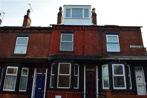 4 Bedrooms Terraced House for sale in Rossington Place, Leeds