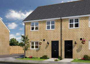 3 Bedrooms Semi Detached House for sale in Clarence Gardens, Oxford Road, Burnley