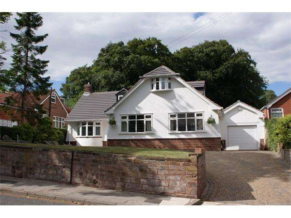 4 Bedrooms Detached House for sale in Woolton Hill Road, Woolton, Liverpool, L25