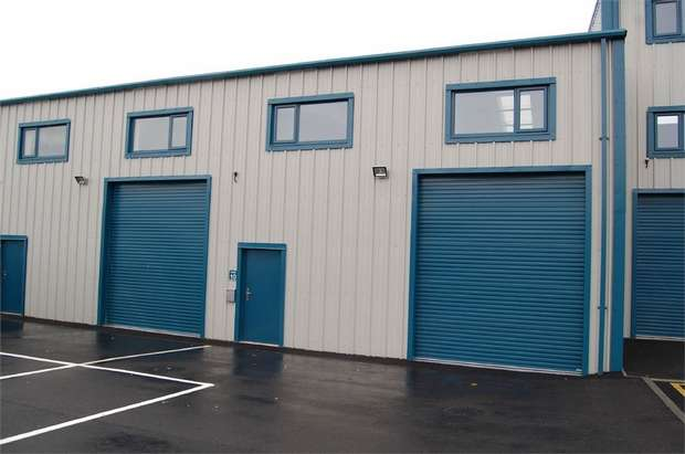 Commercial Property for sale in New Light Industrial Units, Ramsgate, Kent