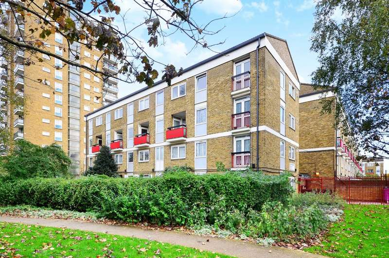 3 Bedrooms Flat for sale in Locton House, Ruston Street, Bow, E3