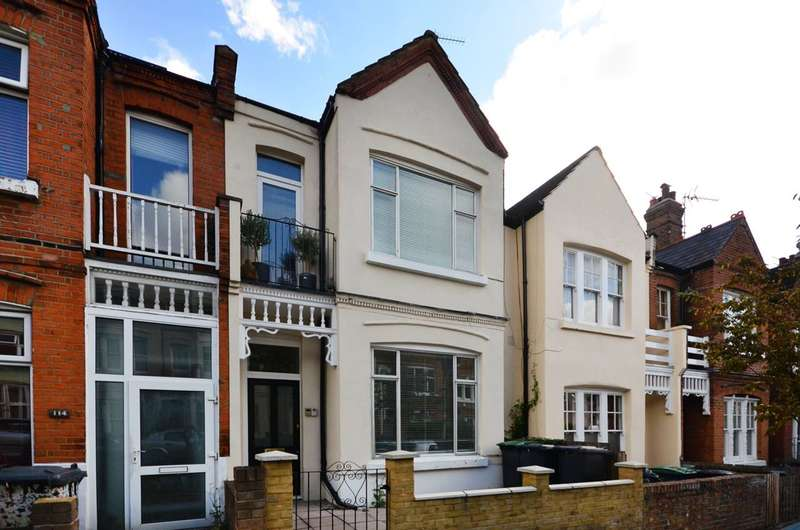 1 Bedroom Flat for sale in Rathcoole Gardens, Crouch End, N8