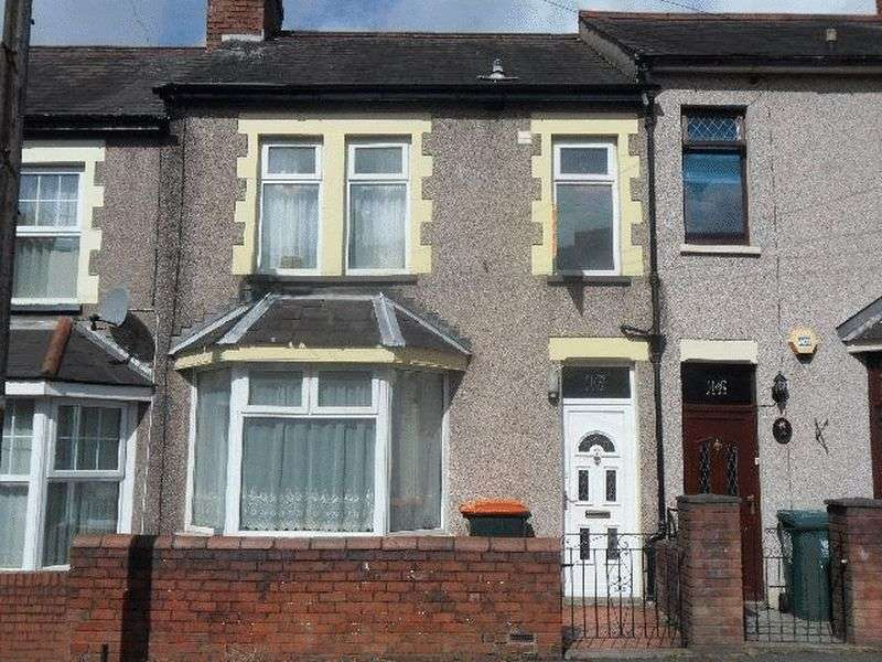 3 Bedrooms Terraced House for sale in THREE BEDROOM TERRACED PROPERTY