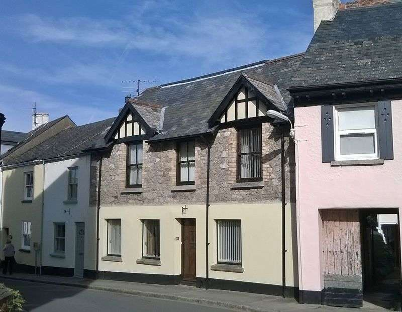 3 Bedrooms Terraced House for sale in The Square, Chagford