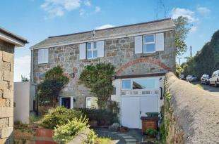 3 Bedrooms Barn Conversion Character Property for sale in Newlyn, Penzance, Cornwall