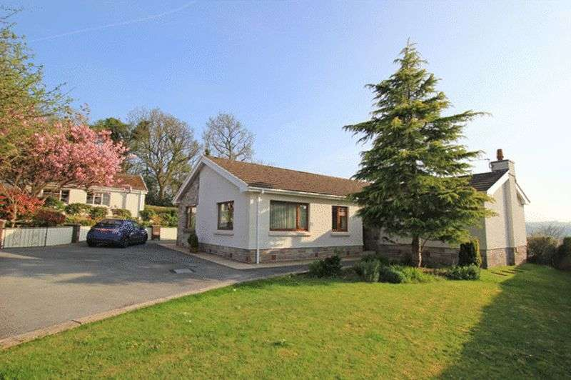 3 Bedrooms Detached Bungalow for sale in ABERGWILI, CARMARTHEN