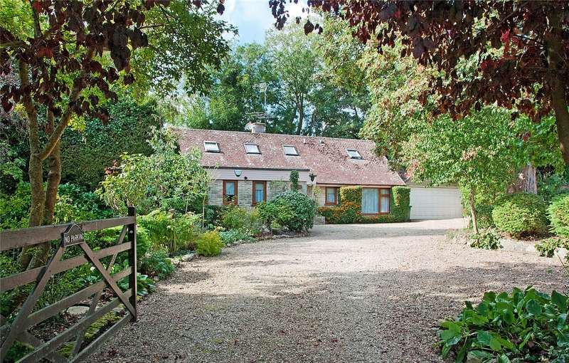 4 Bedrooms Detached House for sale in School Lane, Middleton Stoney, Bicester, Oxfordshire, OX25