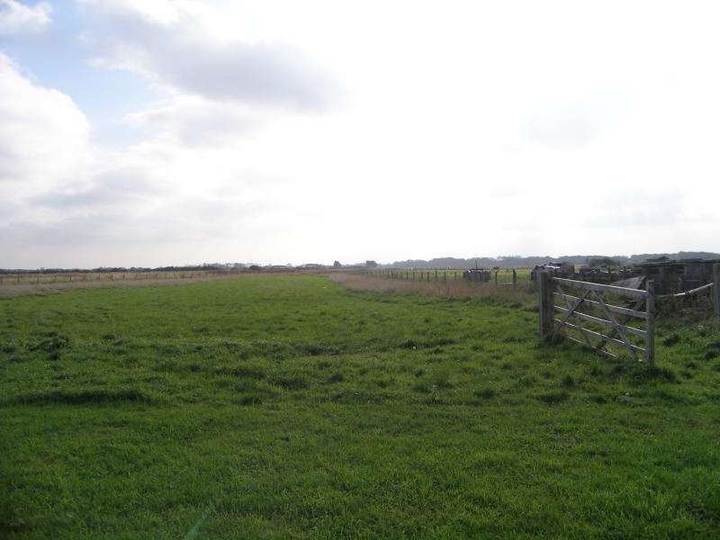 1 Bedroom Farm Land Commercial for sale in Land Off Division Lane, Rear Of 'Alsanda', Division Lane, FY4 5EA