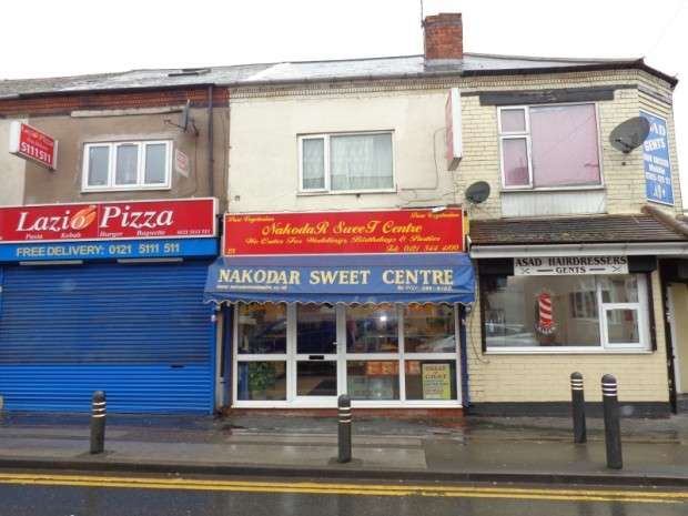 2 Bedrooms Commercial Property for sale in Rood End Road, Oldbury, B68
