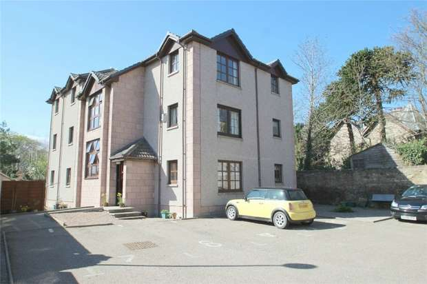 4 Bedrooms Flat for sale in Rosebank Court, Nairn, Highland