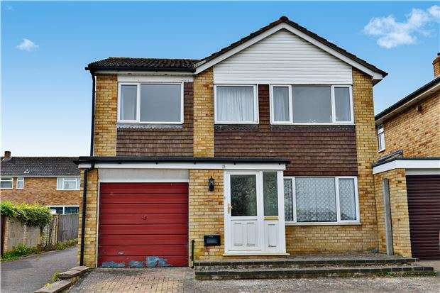 4 Bedrooms Detached House for sale in Longfellow Drive, ABINGDON, OX14 5PQ