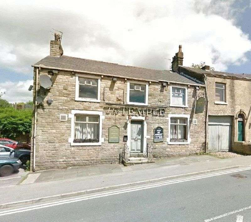 Property for sale in The Temple, Huddersfield Road, Oldham OL4 3NY