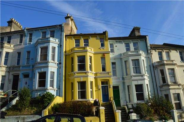 5 Bedrooms Terraced House for sale in Braybrooke Road, HASTINGS, East Sussex, TN34