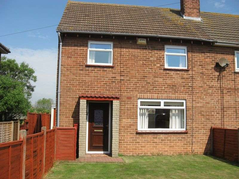 2 Bedrooms Semi Detached House for sale in 9 Queensway, Mablethorpe