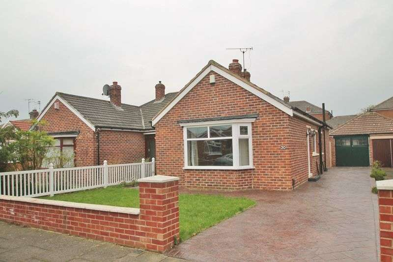 2 Bedrooms Semi Detached Bungalow for sale in Blue Bell Grove, Acklam