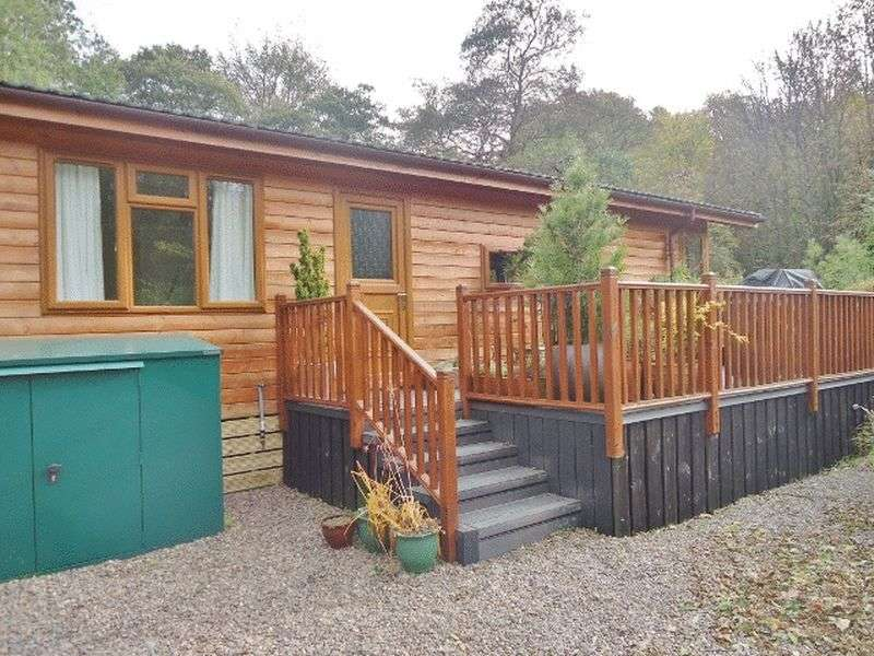 2 Bedrooms Detached Bungalow for sale in 20 RIVERS EDGE, DOLLAR LODGE & HOLIDAY HOME PARK, DOLLAR
