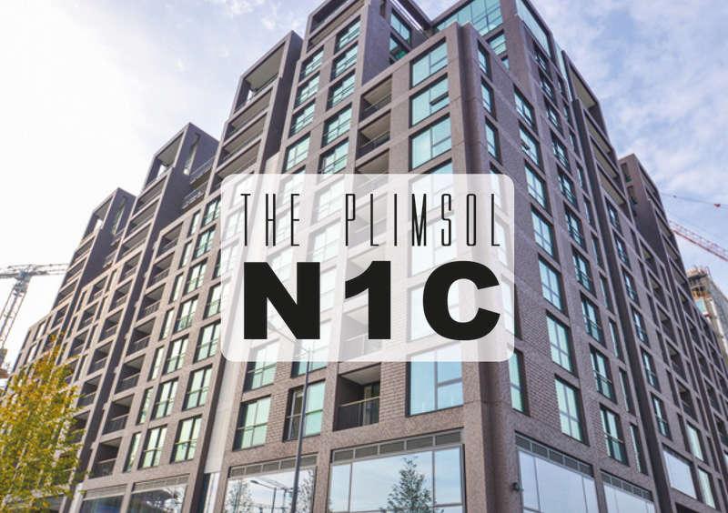 Flat for sale in The Plimsoll Building, Handyside Street, King's Cross