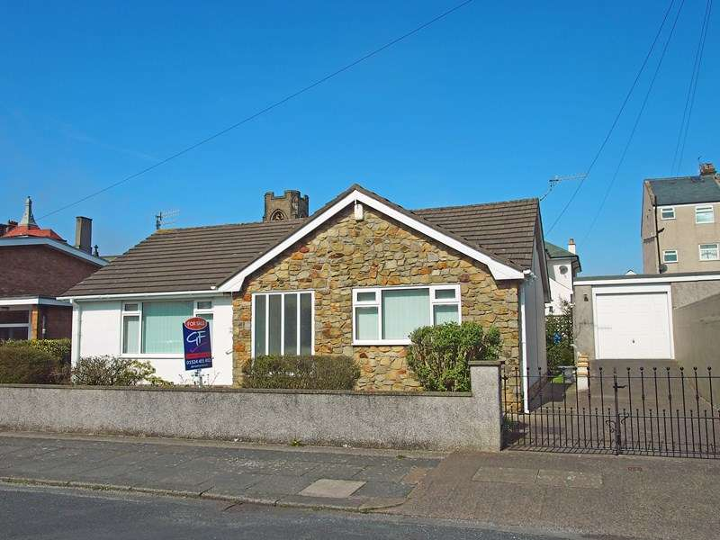 2 Bedrooms Detached Bungalow for sale in St. Christophers Way, Bare, Morecambe