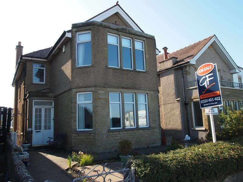 2 Bedrooms Flat for sale in Marine Road East, Bare, Morecambe