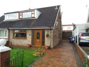 3 Bedrooms Semi Detached House for sale in Ashton Road, Golborne, Warrington, Greater Manchester