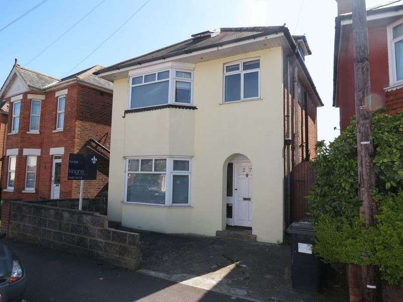 5 Bedrooms Detached House for rent in Easter Road, Bournemouth