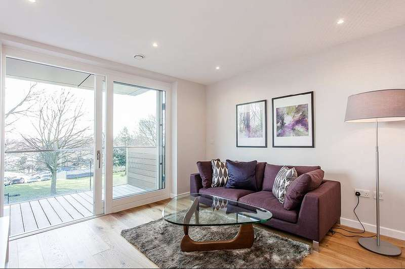 1 Bedroom Flat for sale in Amberley Road, London W9