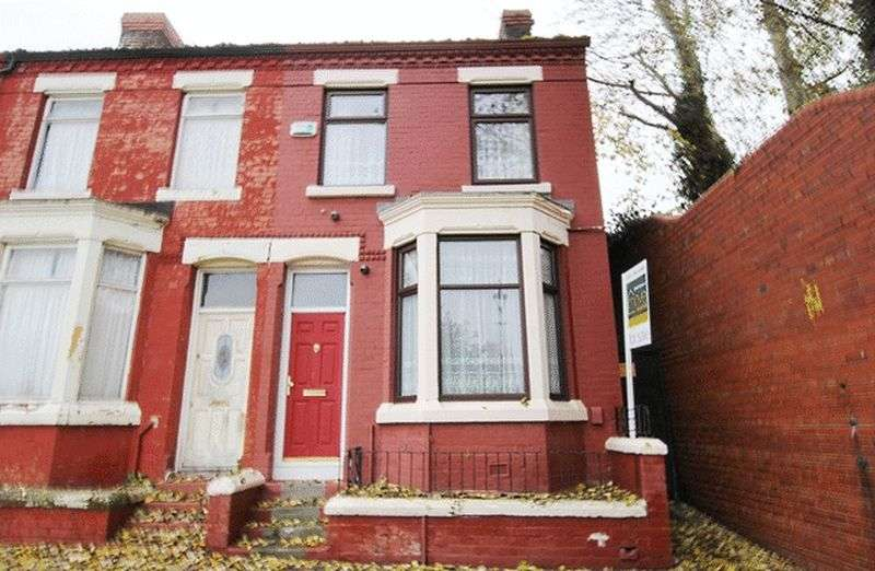 3 Bedrooms Terraced House for sale in Grafton Street, Dingle, Liverpool, L8