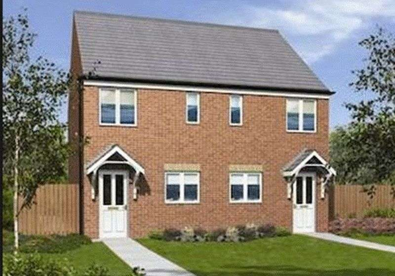 2 Bedrooms Semi Detached House for sale in The Moultons at Holly Bank, Barnsley Road, Barnsley, S73 8LW