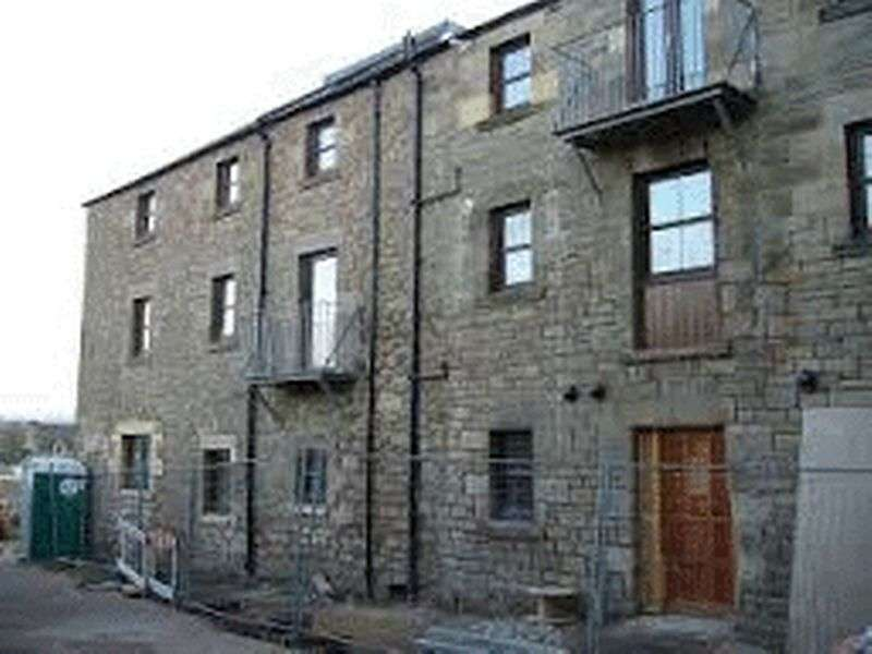 2 Bedrooms Flat for sale in Old Seed Mill, Church Lane, Scottish Borders TD12 4DG