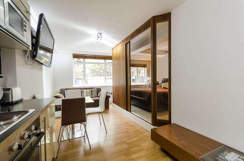 1 Bedroom Flat for sale in Sloane Avenue, Chelsea, SW3