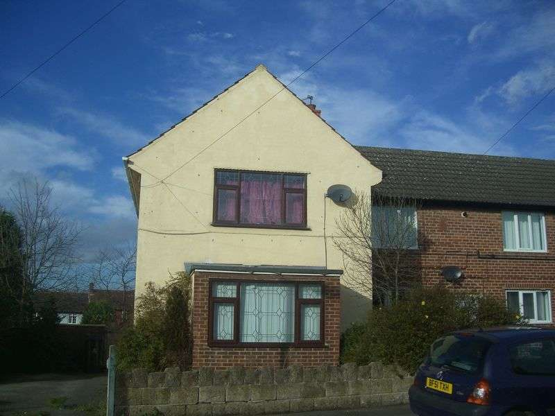 3 Bedrooms Semi Detached House for sale in Paxton Crescent, Doncaster