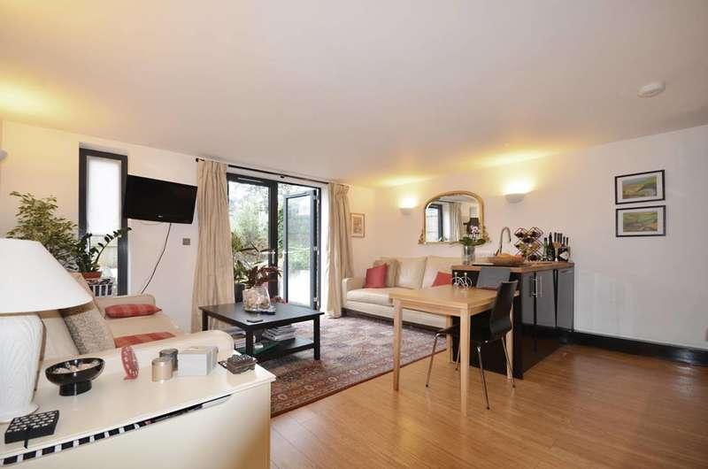 1 Bedroom Maisonette Flat for sale in Cross Road, North Kingston, KT2