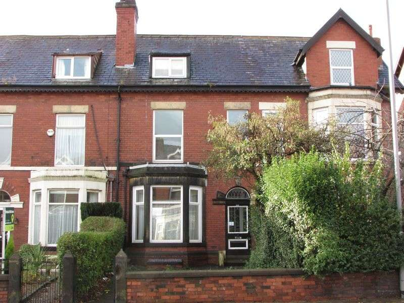 5 Bedrooms Terraced House for sale in Walmersley Road, Bury - Garden At Rear