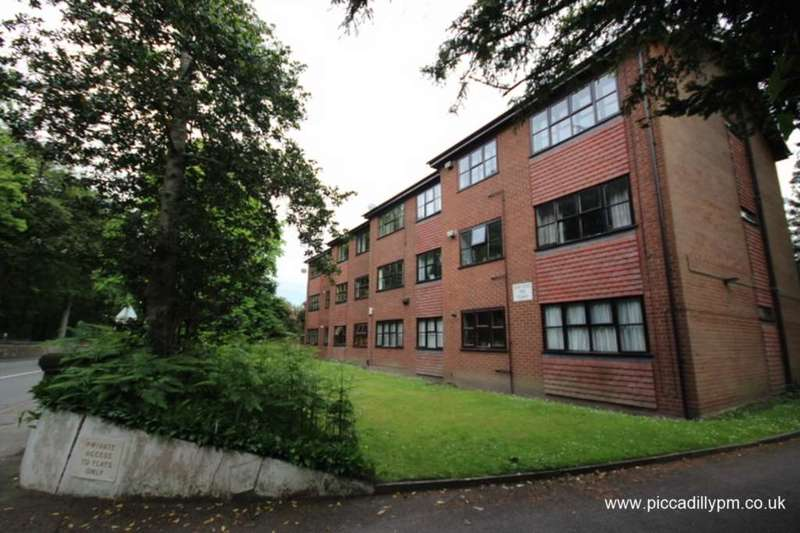 2 Bedrooms Apartment Flat for sale in Ebor House, Edge Lane, Stretford M32 8PX