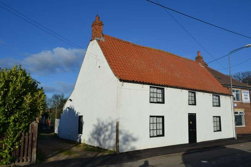 3 Bedrooms Cottage House for sale in West Street, Hibaldstow