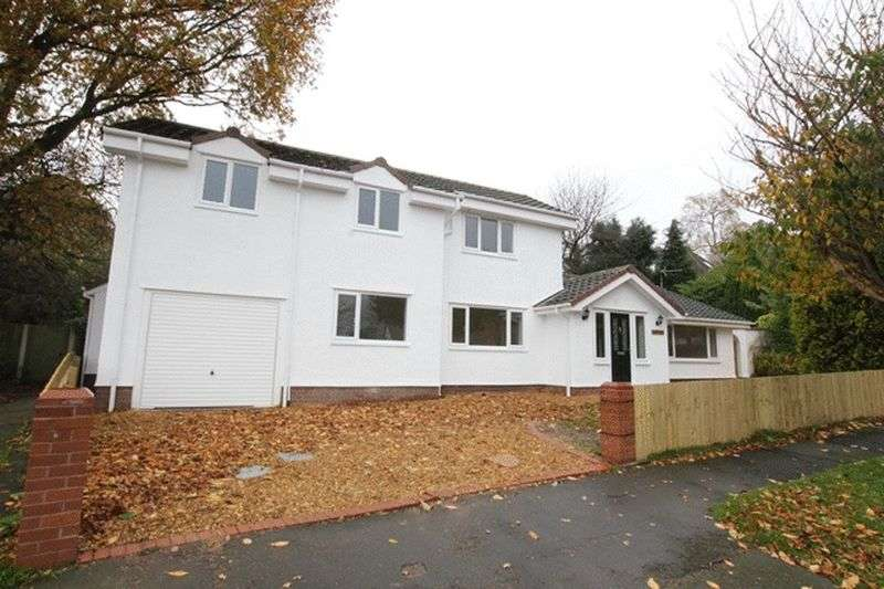3 Bedrooms Detached House for sale in Hilltop Lane, Heswall, Wirral