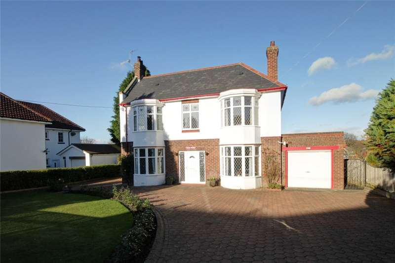 3 Bedrooms Detached House for sale in Woodlands Road, Shotley Bridge, Consett, DH8