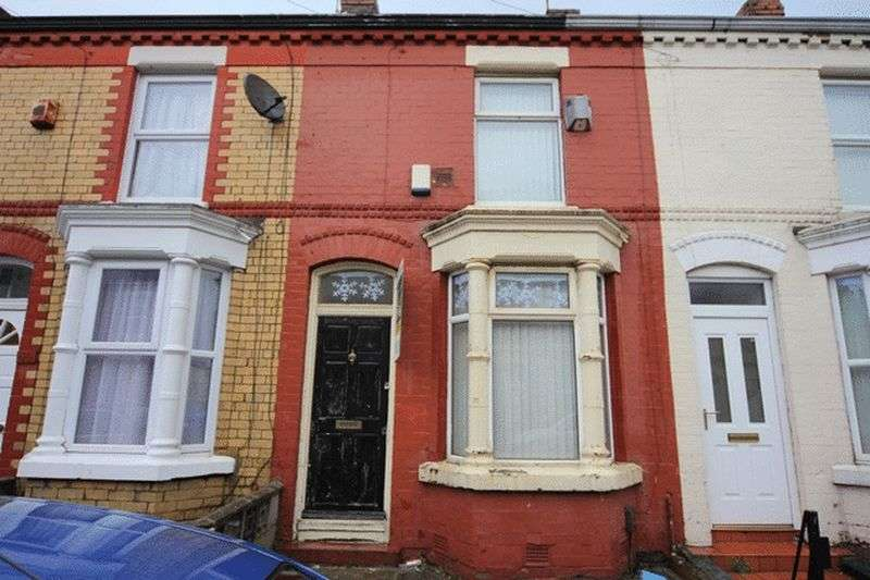 2 Bedrooms Terraced House for sale in Bartlett Street, Wavertree, Liverpool, L15