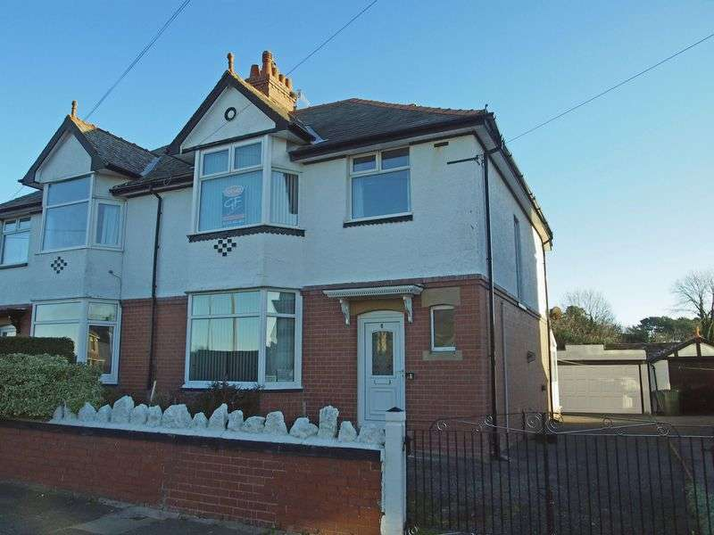 2 Bedrooms Flat for sale in Elm Grove, Bare, Morecambe