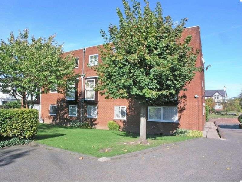 2 Bedrooms Flat for sale in STOURBRIDGE, AMBLECOTE, High Street, Richmond Gardens