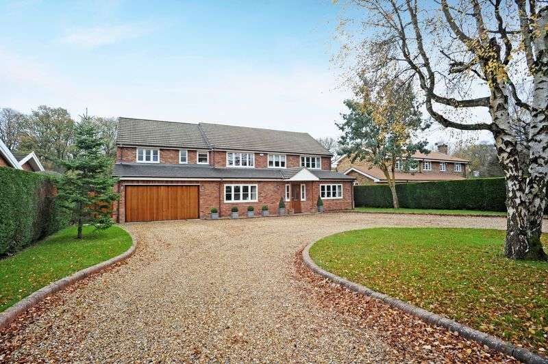 5 Bedrooms Detached House for sale in Woodland Rise, Studham