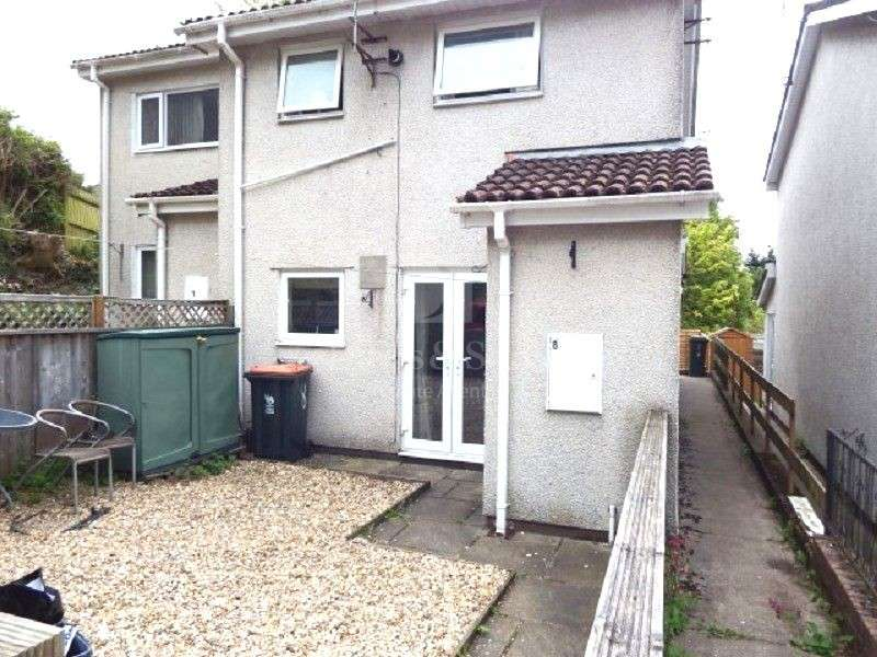 1 Bedroom End Of Terrace House for sale in Mount Pleasant, Malpas Road, Newport, South Wales. NP20 6ND