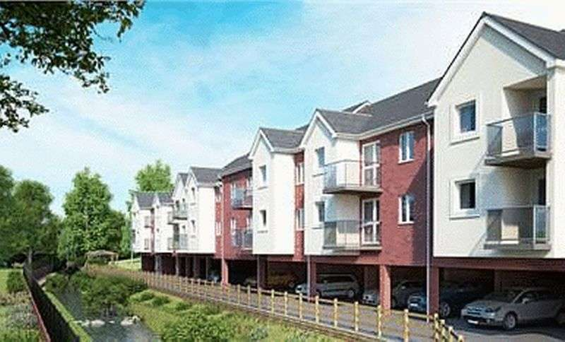 1 Bedroom Flat for sale in Foxes Road, Newport: NEW HOME **INCLUDING FURNITURE**