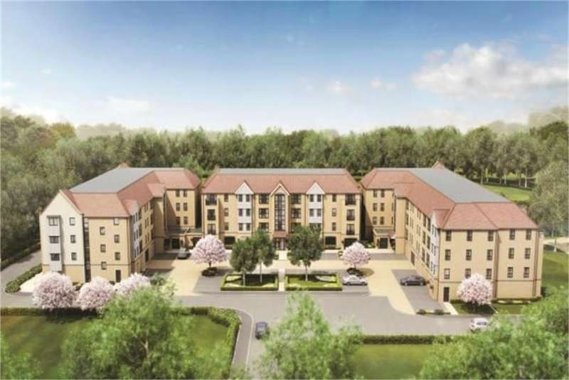 2 Bedrooms Flat for sale in Little Paxton, ST NEOTS